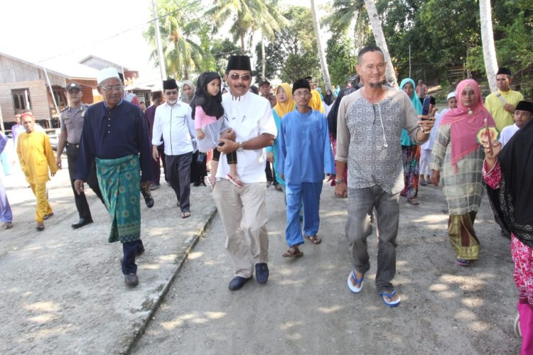 Gubernur Kepri Safari Ramahan Di Kabupaten Lingga Seputar Kepri