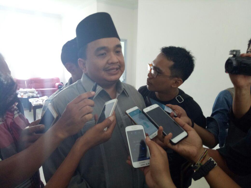 Wakil Ketua DPRD Tanjungpinang Ade Angga