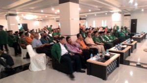 Muswil V PPP Kepri yang diselenggarakan di Hotel CK, Tanjungpinang
