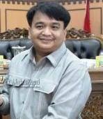 Ade Angga, Ketua DPD Golkar Tanjungpinang yang juga Wakil Ketua DPRD Tanjungpinang